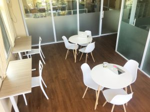 Desire your seat and enjoy in Co-working society