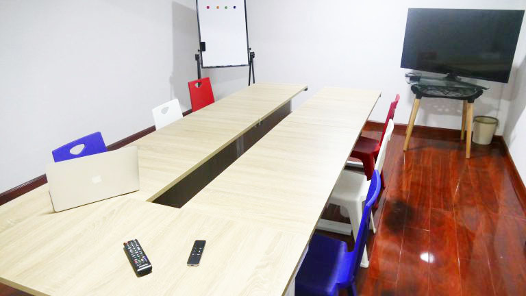 Meeting Room_Digital Laboratory Coworking Space_Yangon